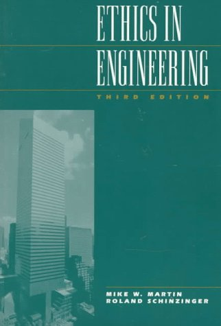 9780070408494: Ethics In Engineering