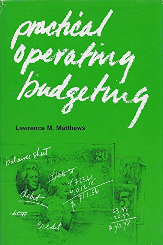 9780070409507: Practical Operating Budgeting