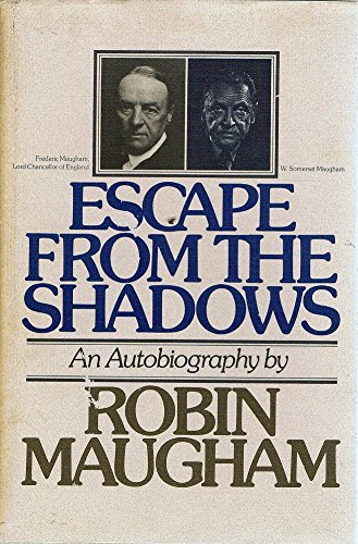 9780070409699: Escape from the shadows An autobiography by Robin Maugham
