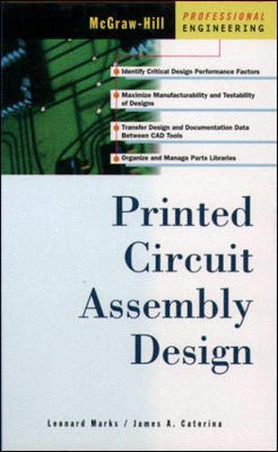 9780070411074: Printed Circuit Assembly Design