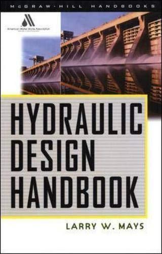 9780070411524: Hydraulic Design Handbook (McGraw-Hill handbooks)