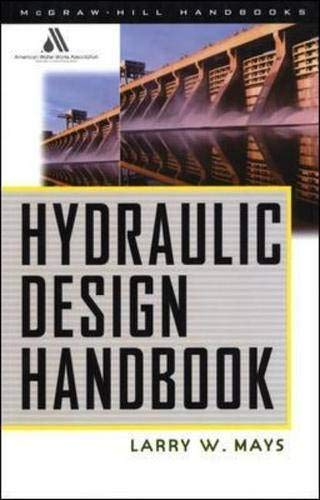 9780070411524: Hydraulic Design Handbook (McGraw-Hill handbooks)