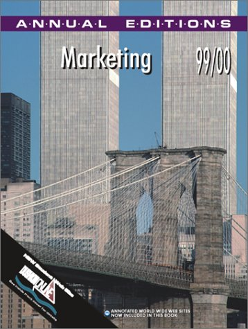 9780070411753: Marketing: 99/00 (Annual Editions : Marketing)