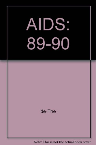 9780070413085: AIDS-89-90: News and Views