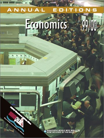 9780070413221: Economics 99/00 (Annual Editions)