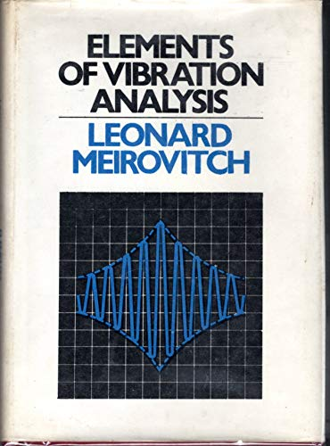 9780070413405: Elements of Vibration Analysis