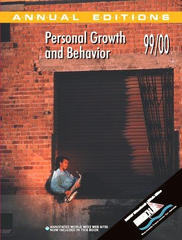 Personal Growth and Behavior 99/00 (Serial): Duffy, Karen G.