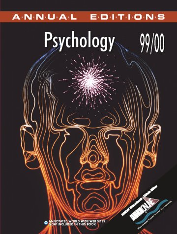 9780070413726: Psychology 99/00 (Annual Editions : Psychology)