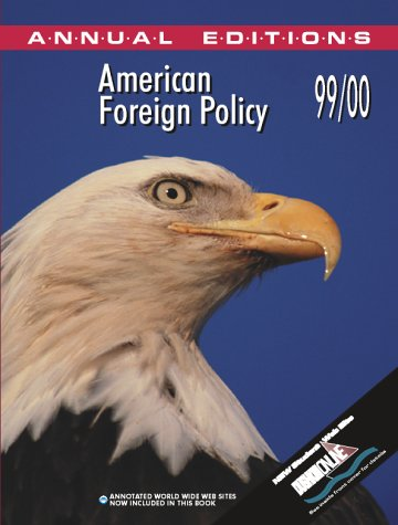 9780070414372: American Foreign Policy 99/00 (Annual Editions)
