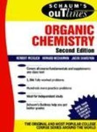 9780070414587: Schaum's Outline of Theory and Problems of Organic Chemistry (Schaum's Outline Series)