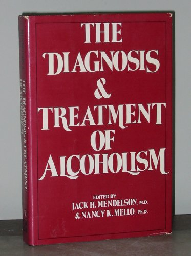 9780070414761: Diagnosis and Treatment of Alcoholism