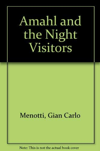 9780070414846: Amahl and the Night Visitors;