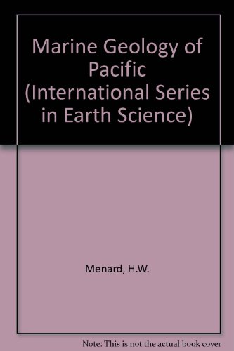 9780070414860: An Introduction to Marine Geology (International Series in Earth Science)
