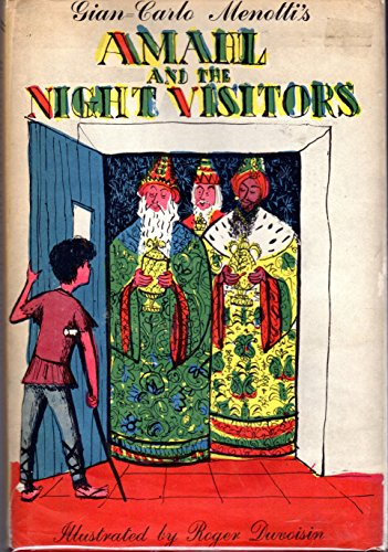 9780070414891: Amahl and the Night Visitors