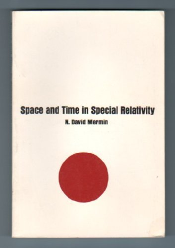 9780070414990: Space Time in Special Relativity