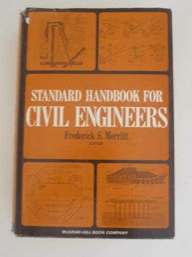 9780070415089: Standard Handbook for Civil Engineers