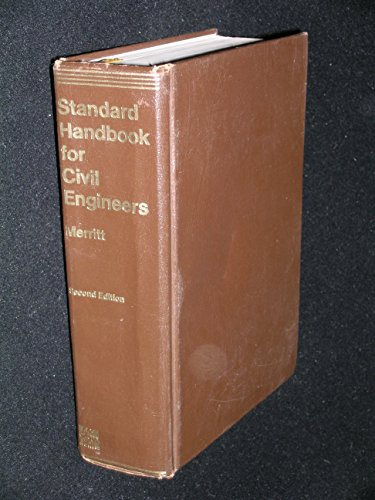 9780070415102: Standard Handbook for Civil Engineers