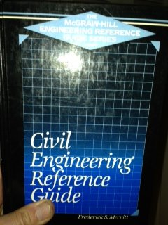 9780070415225: Civil Engineering Reference Guide (The McGraw-Hill engineering reference guide series)