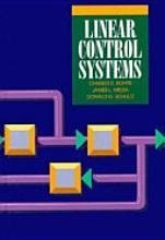 9780070415256: Linear Control Systems