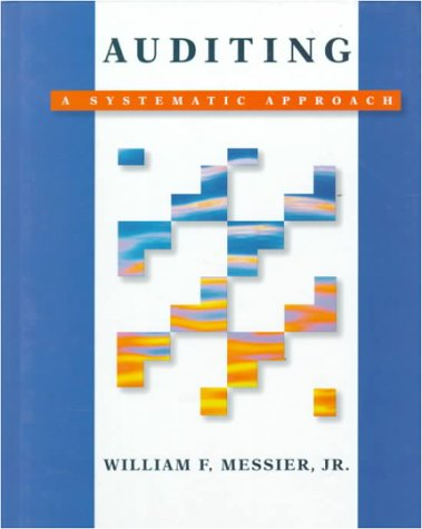 9780070415751: Auditing: A Systematic Approach