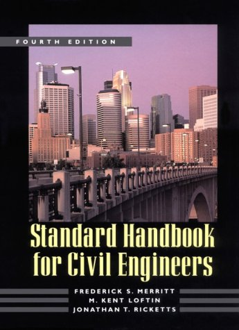 9780070415973: Standard Handbook for Civil Engineers (McGraw-Hill Professional Engineering)