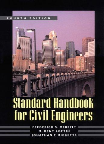 9780070415973: Standard Handbook for Civil Engineers