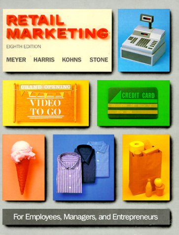 9780070416987: Retail Marketing: For Employees, Managers, and Entrepreneurs