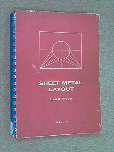 9780070417304: Sheet Metal Layout