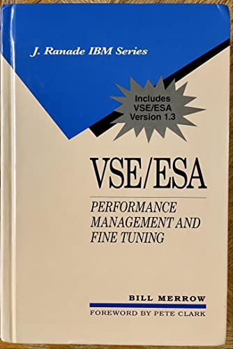 9780070417533: VSE/ESA: Performance Management and Fine Tuning (J.Ranade IBM)