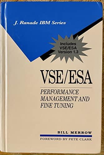 9780070417533: Vse/Esa: Performance Management and Fine Tuning (J Ranade Ibm Series)