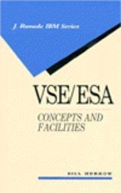 9780070417779: Vse/Esa: Concepts and Facilities (J Ranade Ibm Series)