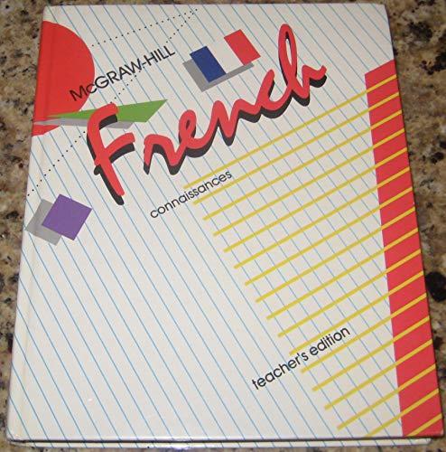 9780070418028: McGraw-Hill French Connaissances Teacher's Edition