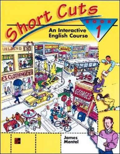 9780070418868: Short Cuts: An Interactive English Course, Book 1