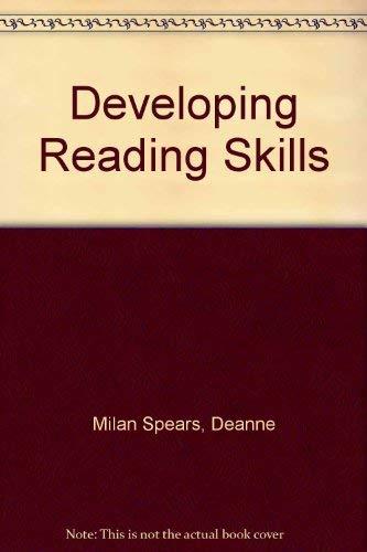 9780070419018: Developing Reading Skills