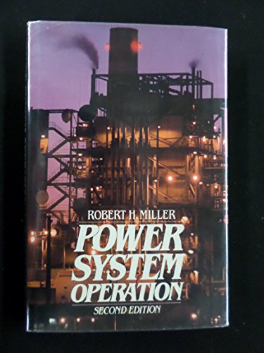9780070419759: Power System Operation