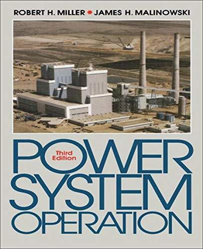 9780070419773: Power System Operation (Electronics)