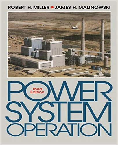 9780070419773: Power System Operation