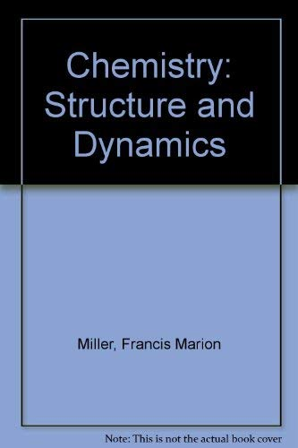 9780070419834: Chemistry: Structure and Dynamics