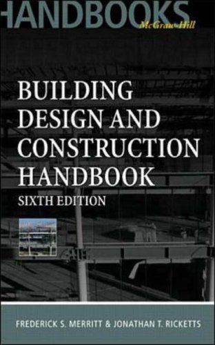 9780070419995: Building Design and Construction Handbook (Building Design & Construction Handbook)