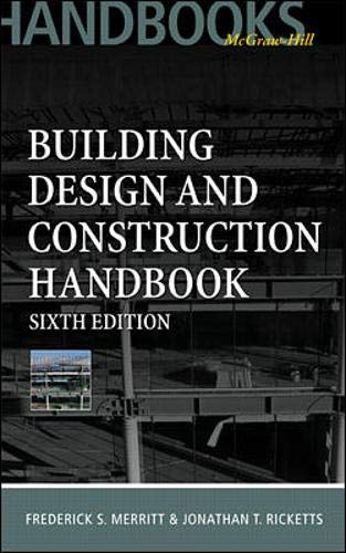 9780070419995: Building Design and Construction Handbook, 6th Edition