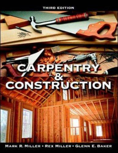 9780070420526: Carpentry & Construction
