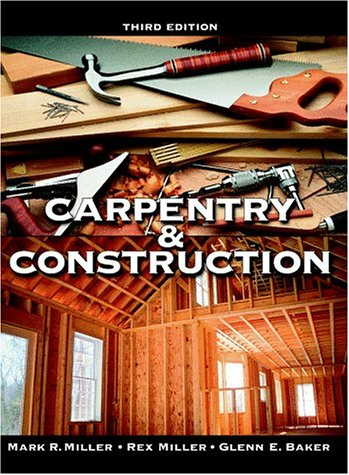 9780070420533: Carpentry and Construction