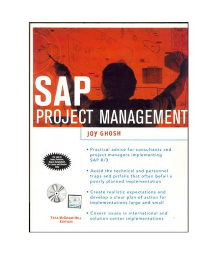 SAP Project Management: Joy Ghosh