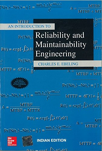 9780070421387: An Introduction To Reliability and Maintainability Engineering