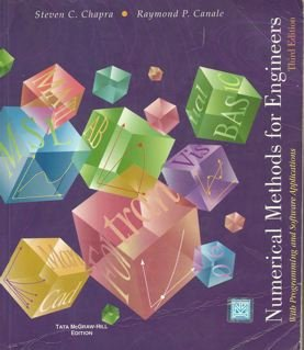 9780070421394: Numerical Methods for Engineers: With Programming and Software Applications