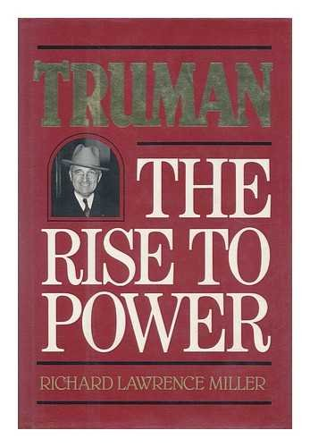 9780070421851: Truman: The Rise to Power