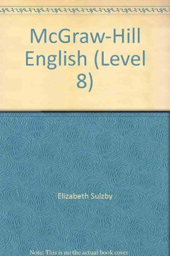 9780070422742: McGraw-Hill English (Level 8)