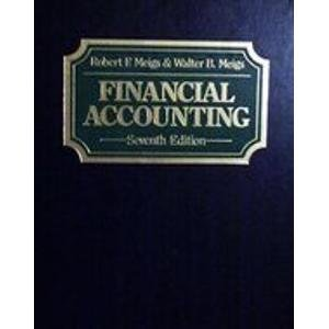 9780070423190: Financial Accounting