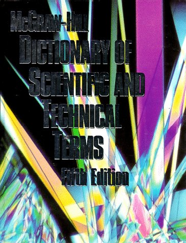 9780070423336: McGraw-Hill Dictionary of Scientific and Technical Terms