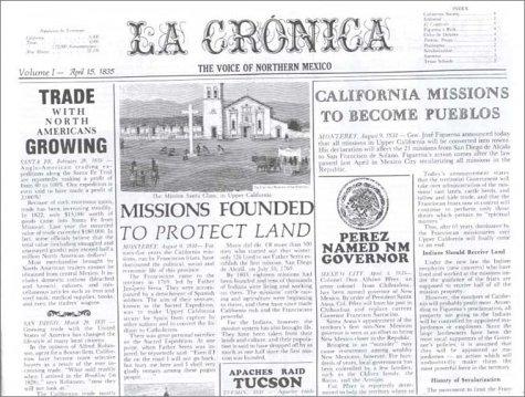 9780070423602: La Cronica: The Voice of Northern Mexico